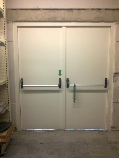Porte issue de secours avec les meilleures collections d - Porte issue de secours avec barre anti panique ...